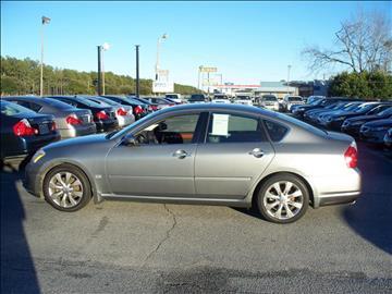 2006 Infiniti M45 for sale in Sumter, SC