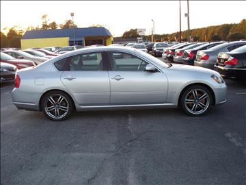 2006 Infiniti M35 for sale in Sumter, SC