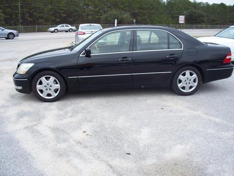 2004 Lexus LS 430 for sale in Sumter SC