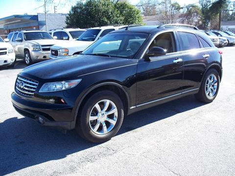 2007 Infiniti FX45 for sale in Sumter, SC