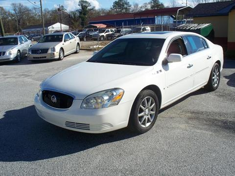 2007 Buick Lucerne for sale in Sumter, SC