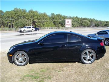 Infiniti G35 For Sale South Carolina Carsforsale Com