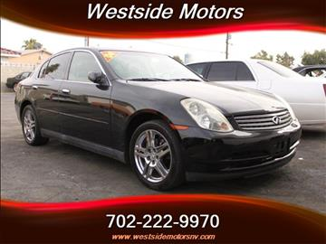 westside motors used cars las vegas nv dealer