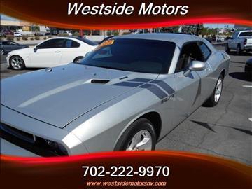 2010 Dodge Challenger for sale in Las Vegas, NV