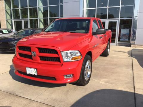 2012 RAM Ram Pickup 1500 for sale in North Olmsted OH