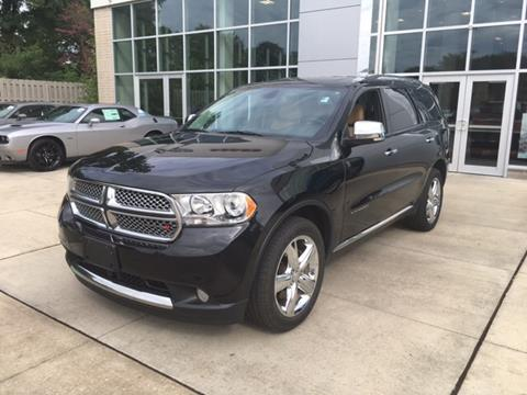 2013 Dodge Durango for sale in North Olmsted OH