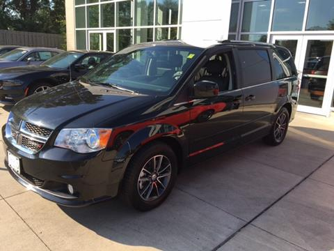 2017 Dodge Grand Caravan for sale in North Olmsted, OH