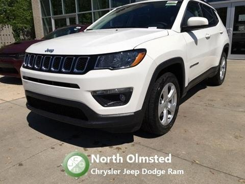2019 Jeep Compass for sale in North Olmsted, OH