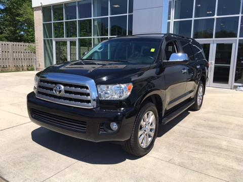 2011 Toyota Sequoia for sale in North Olmsted OH