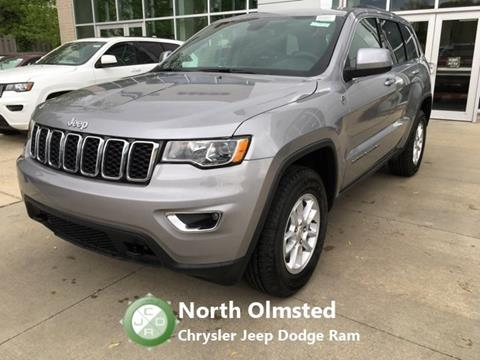 2019 Jeep Grand Cherokee for sale in North Olmsted, OH