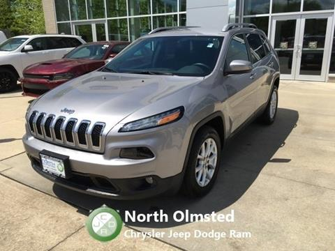 2018 Jeep Cherokee for sale in North Olmsted, OH