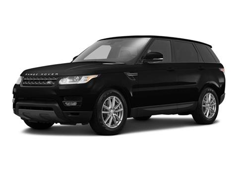 2016 Land Rover Range Rover Sport for sale in North Olmsted, OH
