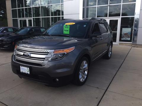 2014 Ford Explorer for sale in North Olmsted OH