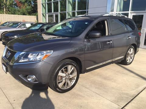 2013 Nissan Pathfinder for sale in North Olmsted OH