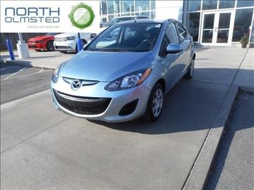 2013 Mazda MAZDA2 for sale in North Olmsted, OH
