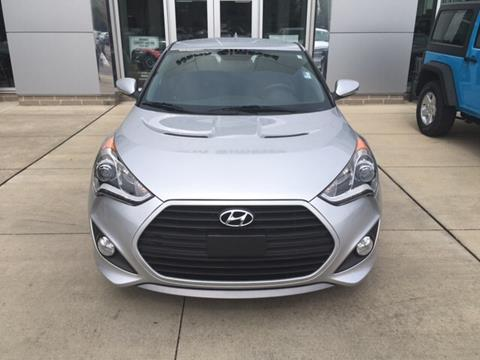 2014 Hyundai Veloster Turbo for sale in North Olmsted, OH