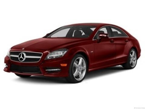 2013 Mercedes-Benz CLS for sale in North Olmsted, OH