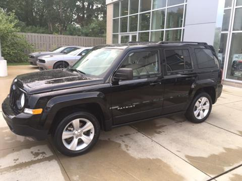 2015 Jeep Patriot for sale in North Olmsted, OH