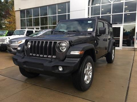 2018 Jeep Wrangler Unlimited For Sale In North Olmsted, OH