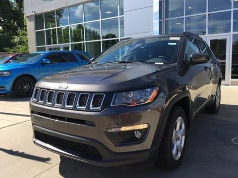 2018 Jeep Compass for sale in North Olmsted, OH