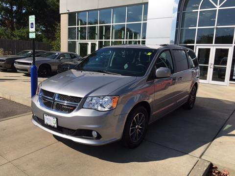 2017 Dodge Grand Caravan for sale in North Olmsted OH