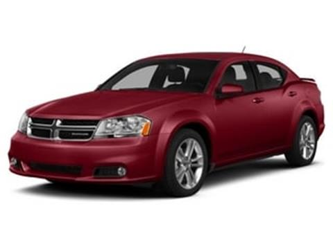 2014 Dodge Avenger for sale in North Olmsted OH
