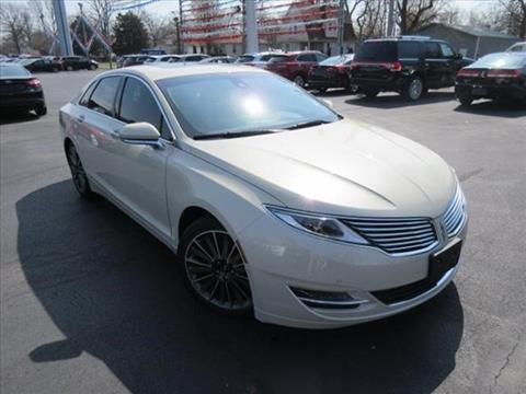 2014 Lincoln MKZ for sale in Centralia, IL