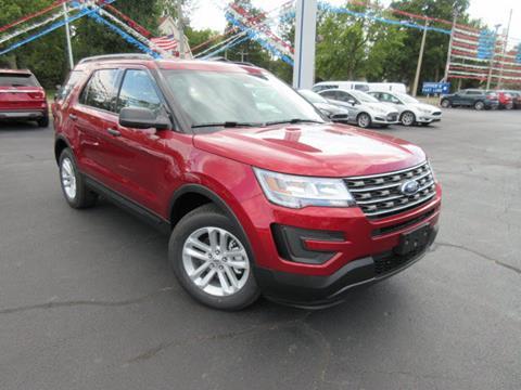 2017 Ford Explorer for sale in Centralia IL