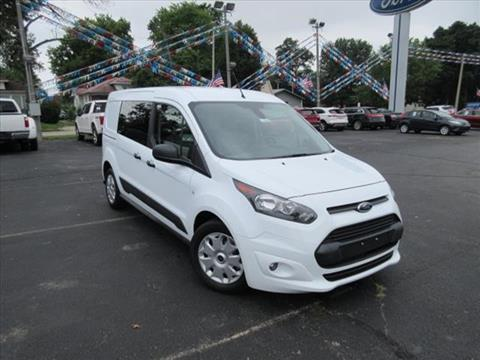 2015 Ford Transit Connect Cargo for sale in Centralia, IL