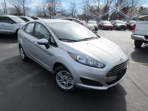 2017 Ford Fiesta for sale in Centralia, IL