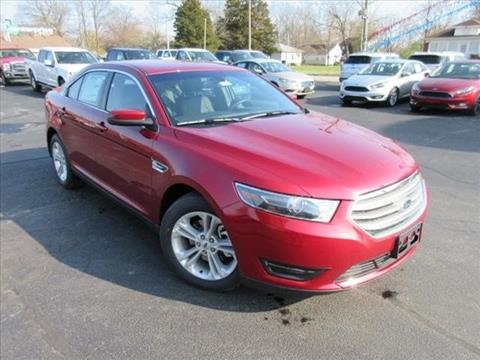2017 Ford Taurus for sale in Centralia, IL