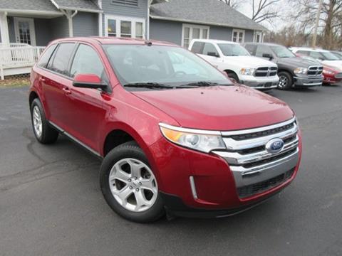 2013 Ford Edge for sale in Centralia IL