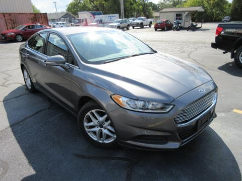 2013 Ford Fusion for sale in Centralia, IL