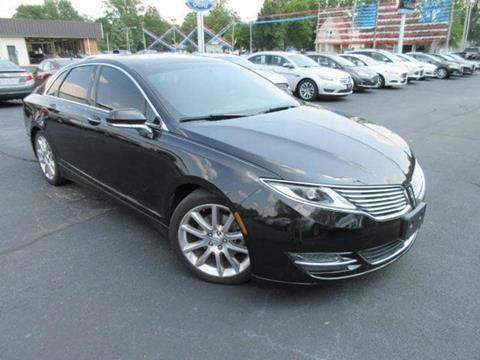 2013 Lincoln MKZ for sale in Centralia IL