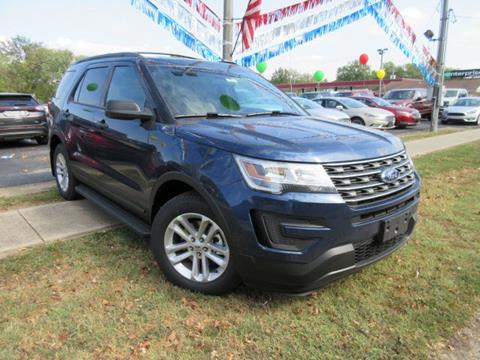 2017 Ford Explorer for sale in Centralia, IL