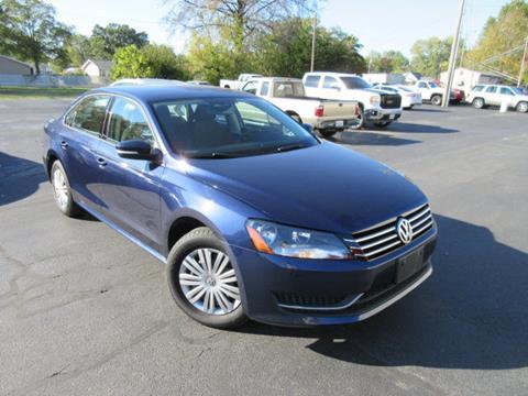 2014 Volkswagen Passat for sale in Centralia IL