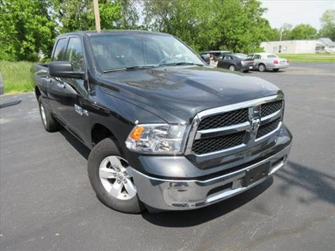 2017 RAM Ram Pickup 1500 for sale in Centralia IL