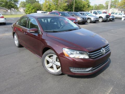 2012 Volkswagen Passat for sale in Centralia, IL