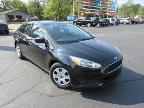 2017 Ford Focus for sale in Centralia IL