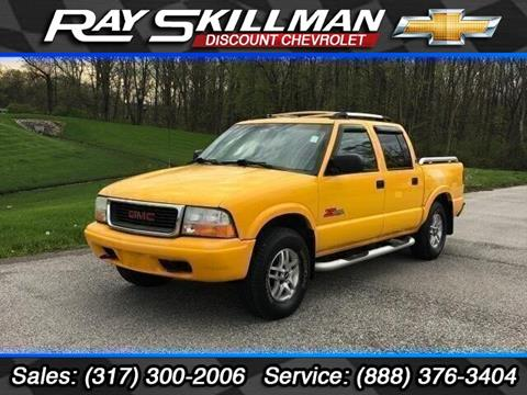 2002 GMC Sonoma for sale in Indianapolis, IN