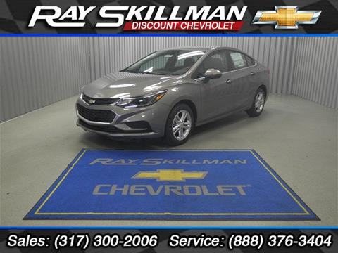 2018 Chevrolet Cruze for sale in Indianapolis, IN