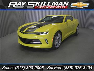 2017 Chevrolet Camaro for sale in Indianapolis, IN
