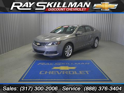 2017 Chevrolet Impala for sale in Indianapolis, IN