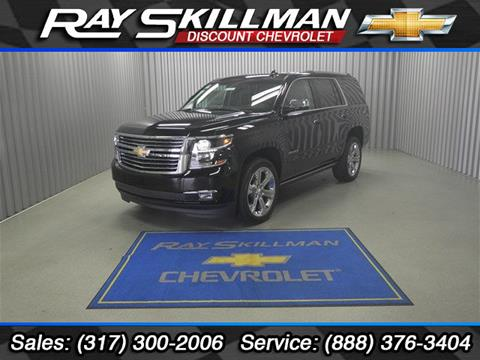 2018 Chevrolet Tahoe for sale in Indianapolis, IN