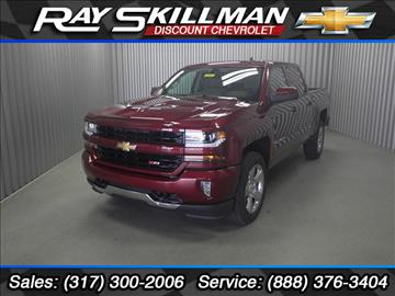 2017 Chevrolet Silverado 1500 for sale in Indianapolis, IN
