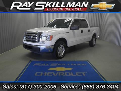 2010 ford f 150 for sale in indiana for Main street motors valparaiso in