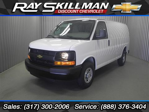 2016 Chevrolet Express Cargo for sale in Indianapolis, IN