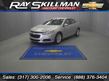 2014 Chevrolet Malibu for sale in Indianapolis, IN