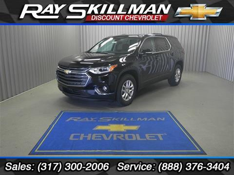 2018 Chevrolet Traverse for sale in Indianapolis, IN