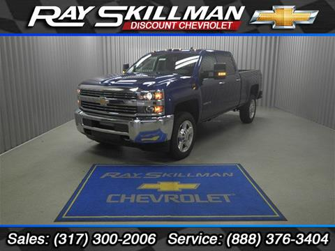 2018 Chevrolet Silverado 2500HD for sale in Indianapolis, IN